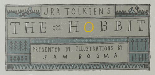 The hobbit book report