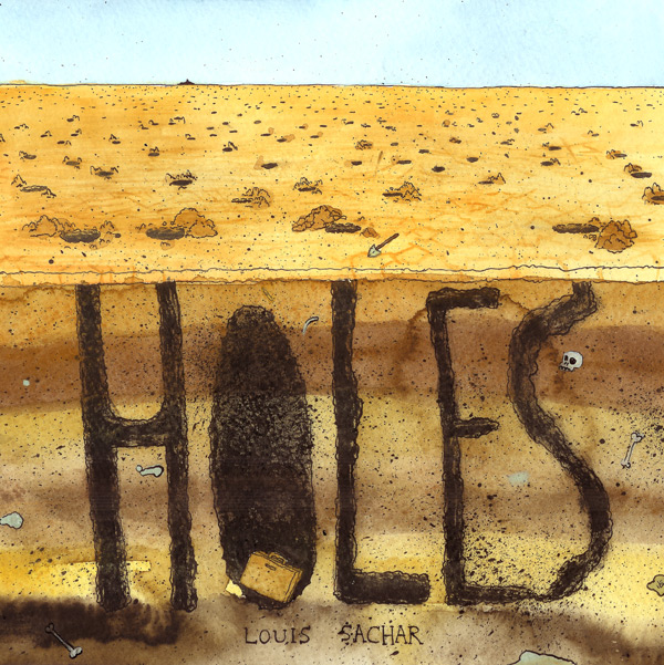 Free Summary of Holes by Louis Sachar
